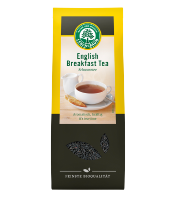 English Breakfast Tea Lebensbaum Bio